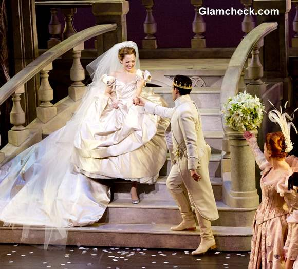Cinderella Broadway Laura Osnes and Santino Fontana