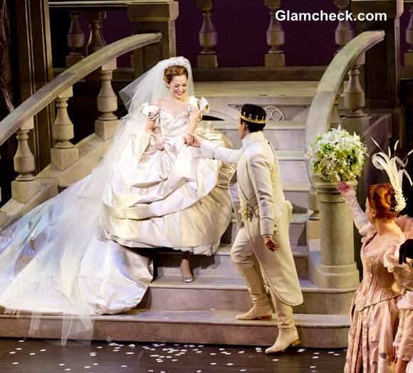 Cinderella Broadway Laura Osnes and Santino Fontana
