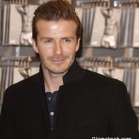 David Beckham 2013