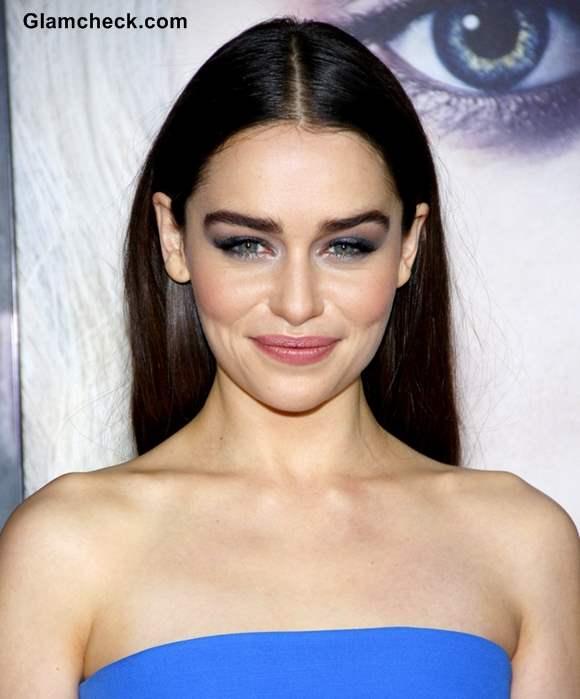 Emilia Clarke at Game of Thrones Season 3 Premiere