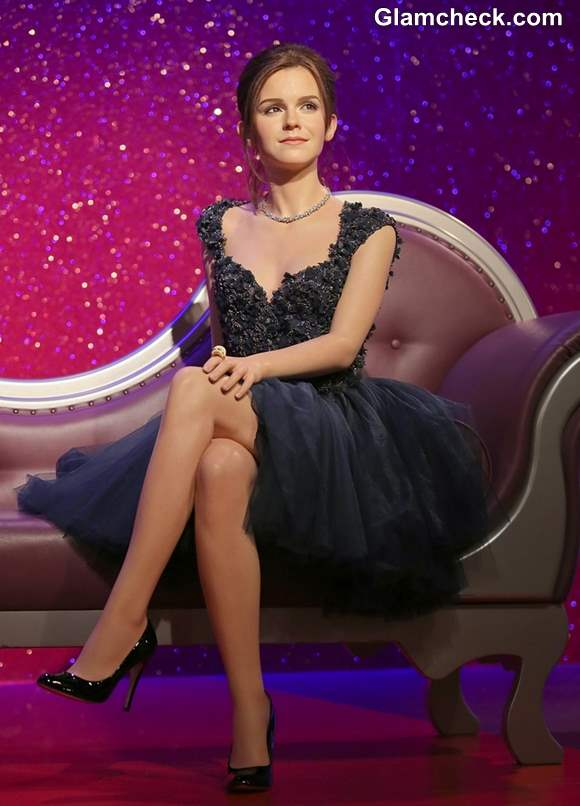 Madame Tussauds London Emma Watson Wax Figure