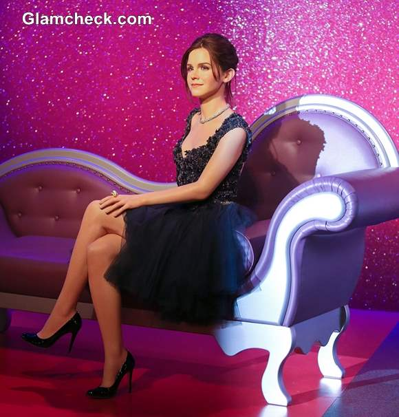 Madame Tussauds London Emma Watson Waxwork Figure
