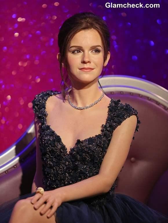 Madame Tussauds London Unveils Emma Watson Waxwork Figure