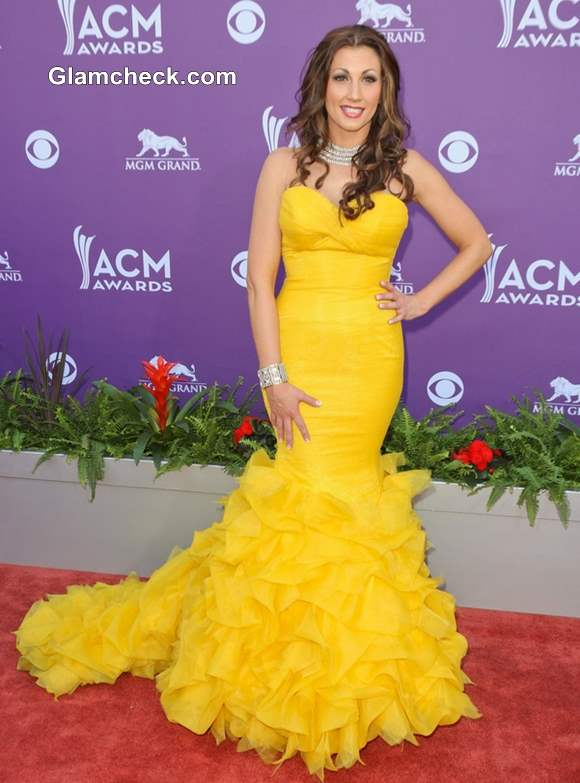 Danielle Peck Country Music Awards 2013