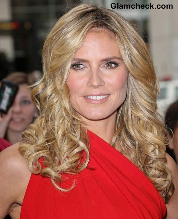 "Heidi Klum Red Hot at ""America's Got Talent"" Premiere Party"