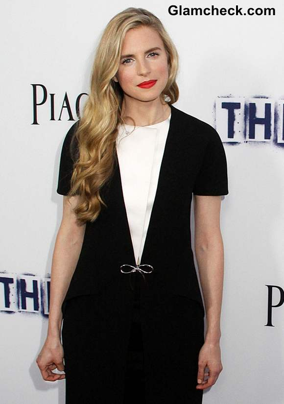 Brit Marling The East LA Premiere
