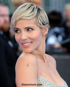 "Elsa Pataky Sparkles in Crystal-studded Gown at ""Fast & Furious 6"" Premiere"
