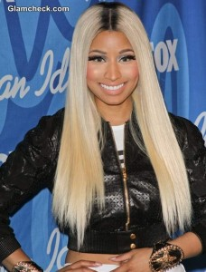 Nicki Minaj 2013 Amercian Idol Finale