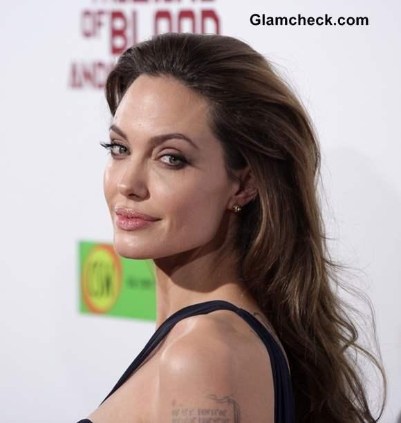 Angelina Jolie May Portray Nigella Lawson On Silver Screen