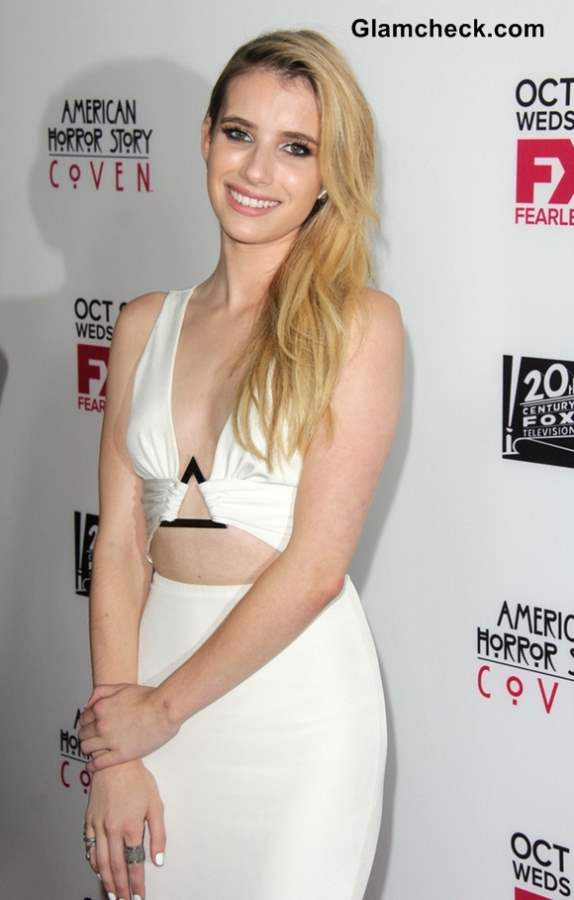 Emma Roberts Surprises Family with Engagement