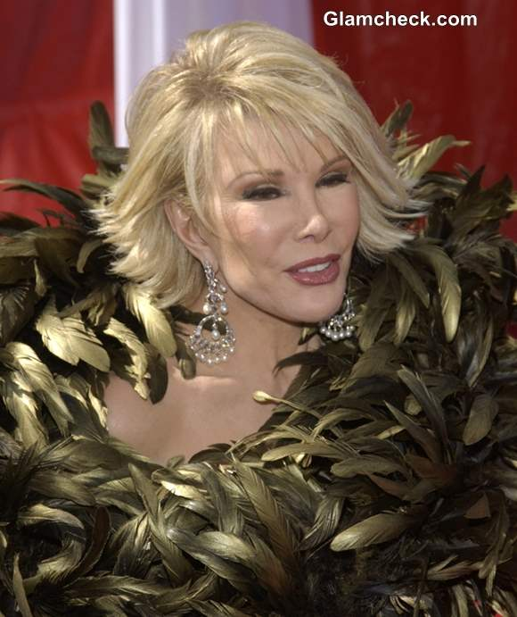 Joan Rivers Calls North West Ugly