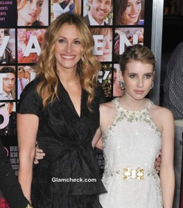 Julia Roberts Thinks Emma Roberts Too Young for Marriage