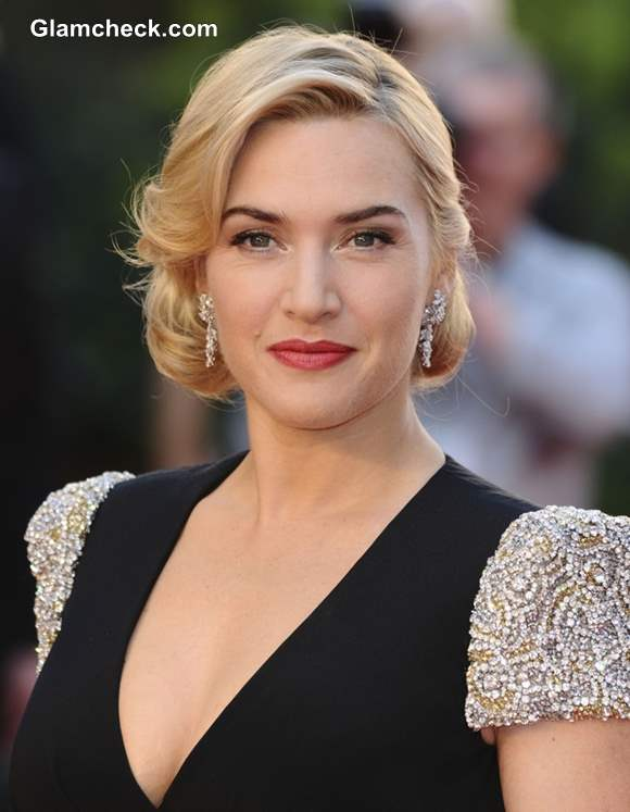 Kate Winslet shares Beauty Products with Daughter Mia