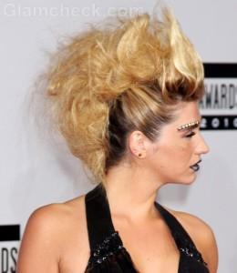Kesha in Rehab for Eating Disorder