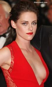 Kristen Stewart goes topless for Balenciaga New perfume ad