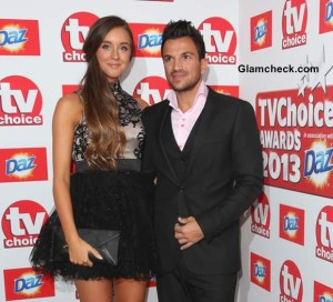Peter Andre Prefers a Traditional English Wedding