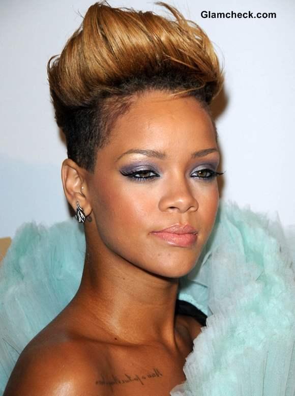 Rihanna gets inked again with 21 Tattoo