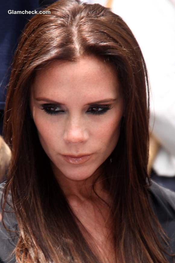 Victoria Beckham Inspired by Kate Moss 40th Bday Bash