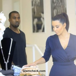 Kim And Kanye to Wed in May