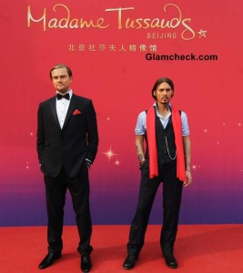 Leonardo DiCaprio and Johnny Depp Wax Statues Unveiled in Ahead of Museum Opening
