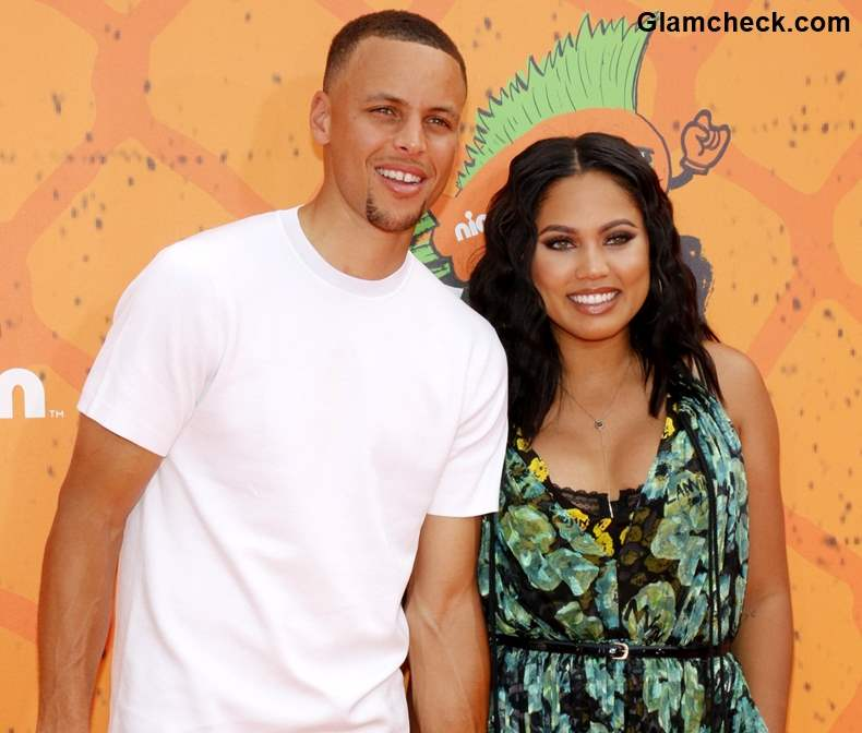Ayesha and Stephen Curry Welcome Baby No 3