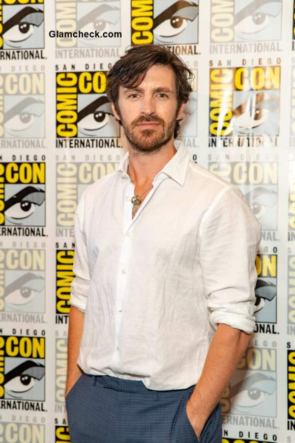 Eoin Macken at Nightflyers Comic-Con 2018