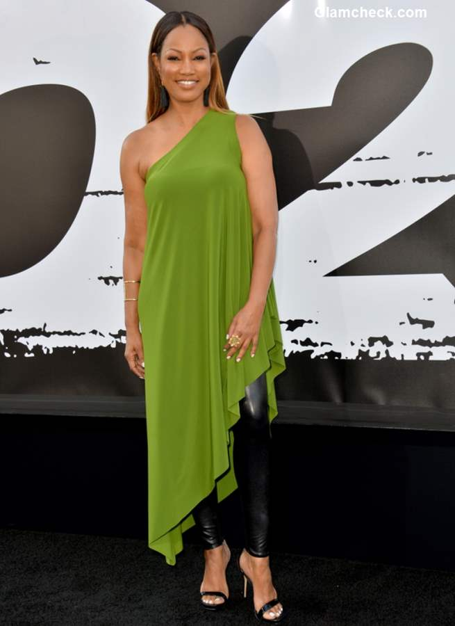 Garcelle Beauvais 2018 at The Equalizer 2 Premiere