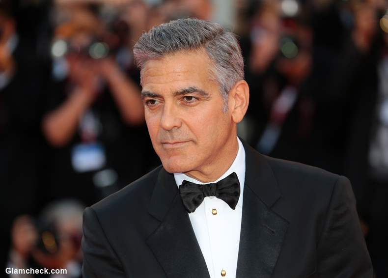 George Clooney Recovering from Road Accident