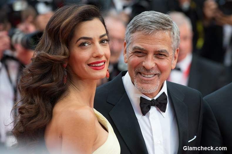 George Clooney Recovering from a Road Accident