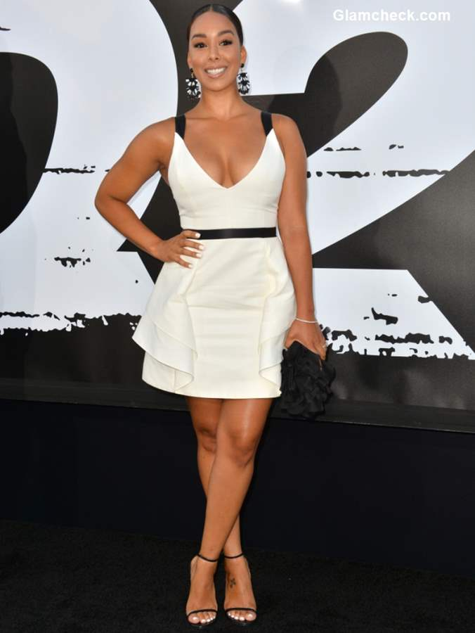 Gloria Govan 2018 at The Equalizer 2 Premiere
