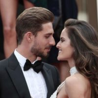 Izabel Goulart and Kevin Trapp Engaged