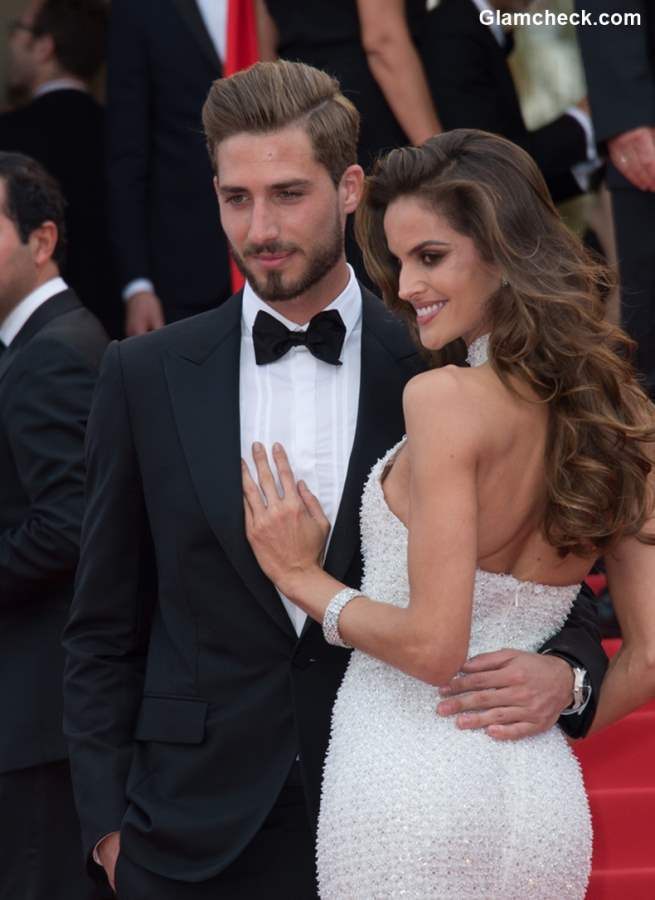 Izabel Goulart and Kevin Trapp Married