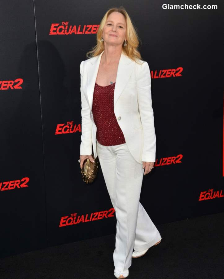 Melissa Leo at The Equalizer 2 Premiere