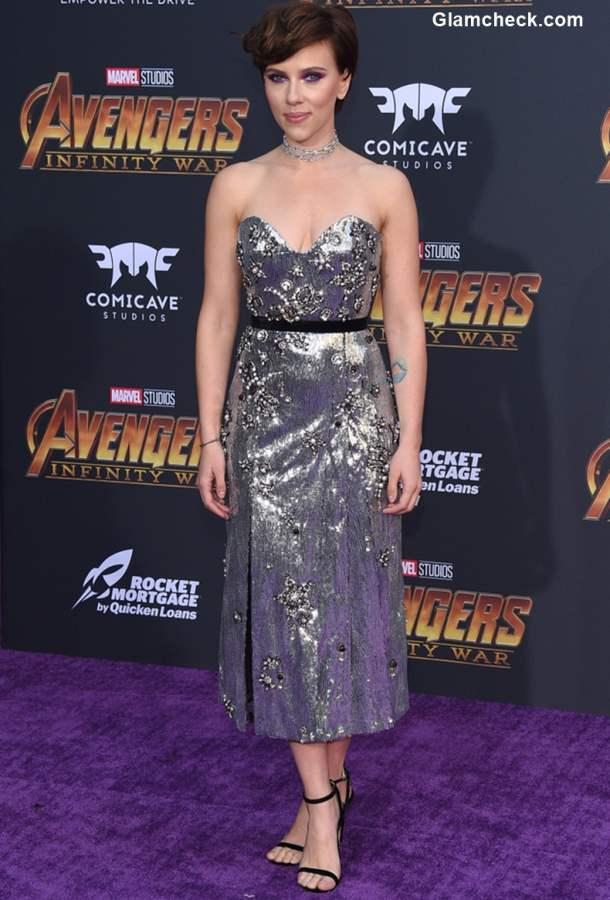 Scarlett Johansson 2018 Rub and Tug movie