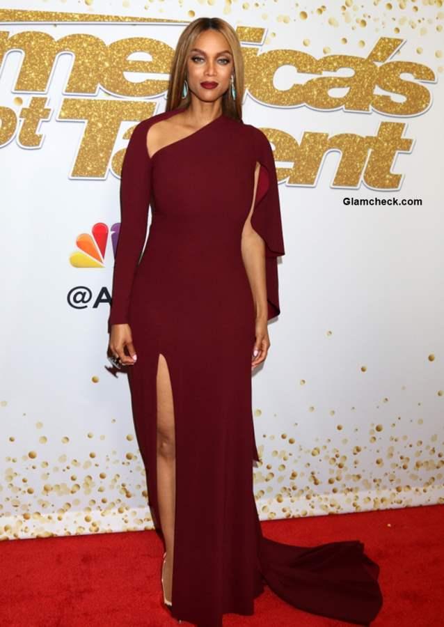 Tyra Banks 2018
