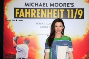 "Los Angeles premiere for Michael Moore's ""Fahrenheit 11/9"""