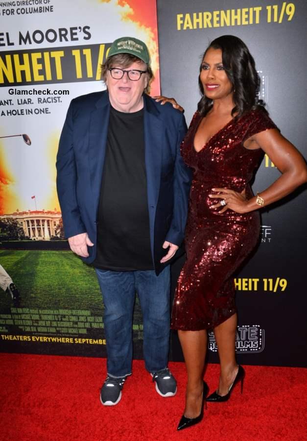 Michael Moore Omarosa Manigault Newman