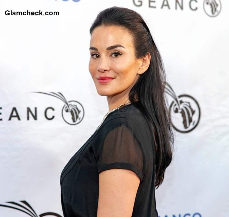 Christina Cindrich 2018 Geanco Foundation Hollywood Gala