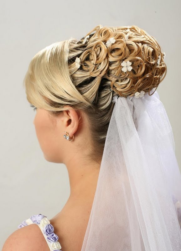 Bridal Hairstyle For Long Hair Updo2 Updo