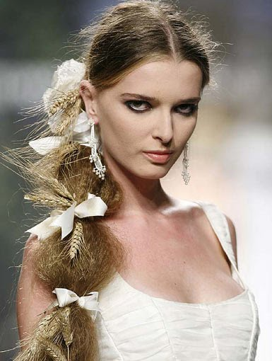 bridal_hairstyle for long hair