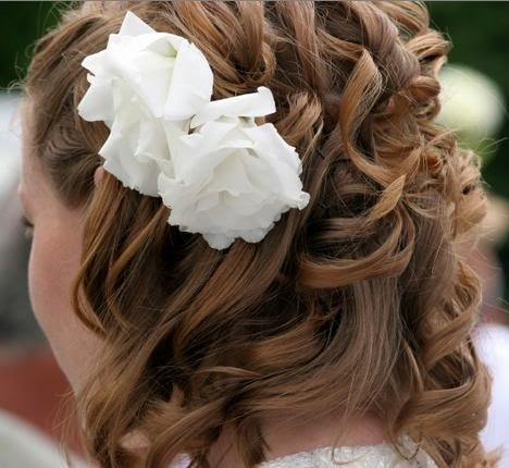 bridal_hairstyle for short hair2