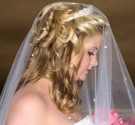bridal_hairstyle for short hair3