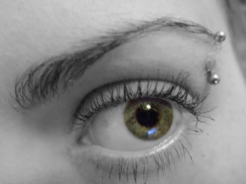 eyebrow piercing pictures -12