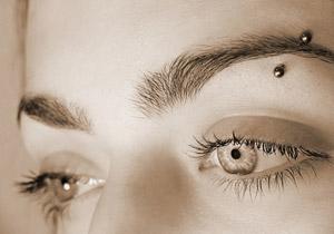 eyebrow piercing pictures -14