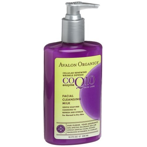 Avalon Organics Facial Cleansing Milk