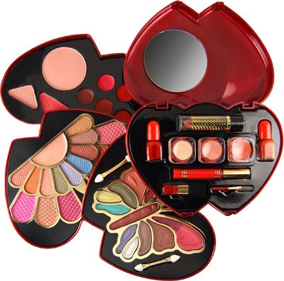 BR Double-Heart Makeup Kit