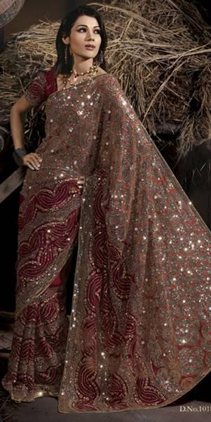 Bridal sarees (2)