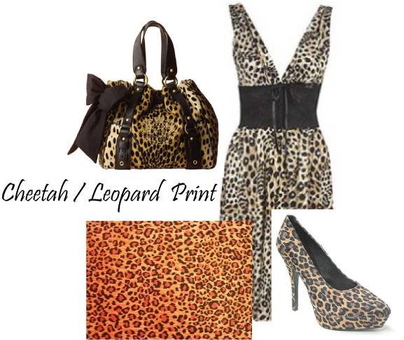 Cheetah- Leopard print