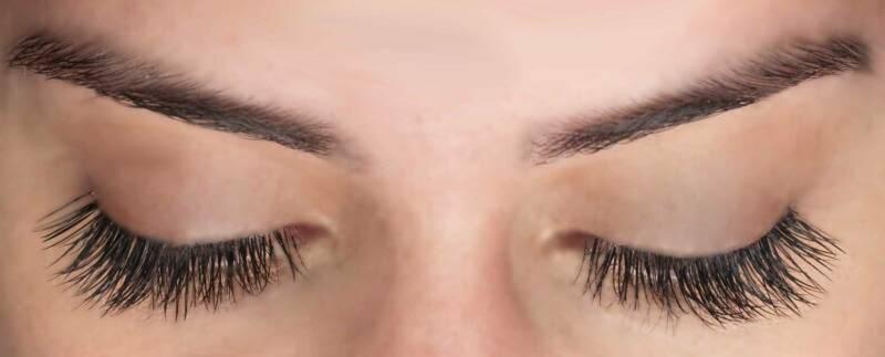 Eyelash extensions (6)