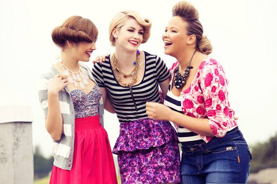 Forever 21  Spring 2010 collection (2)